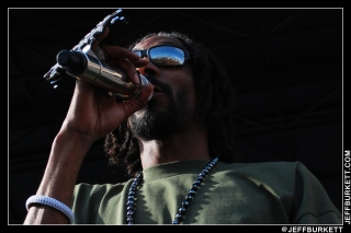 Snoop Lion (©2013 Jeff Burkett Photography. All Rights Reserved. This material may not be published, broadcast, rewritten, or redistributed.)